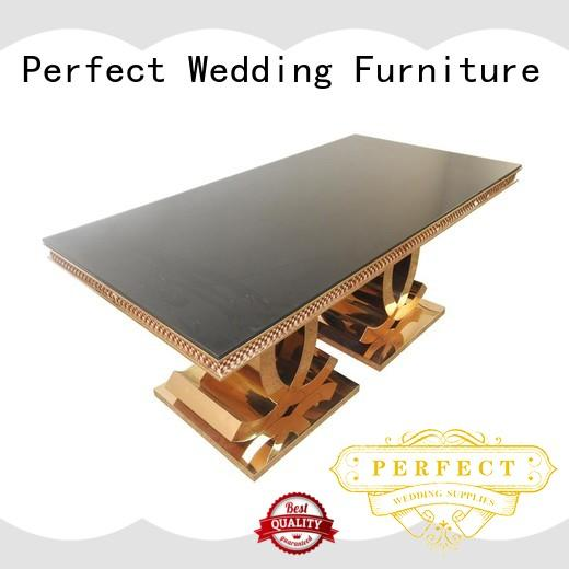 Perfect Wedding Furniture perfectly wedding banquet tables in various shapes for hotel