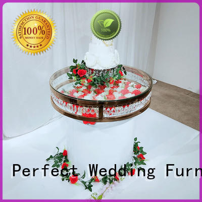 Perfect Wedding Furniture round wedding table dressing with contemporary manufacturing series for dining room