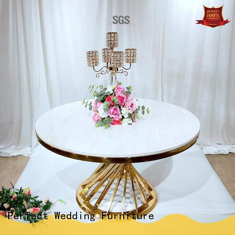 Perfect Wedding Furniture high quality wedding accessories table manufacturer for hotel