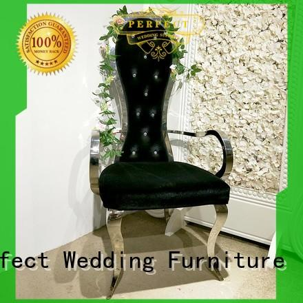 durable wedding throne chair leisurely series for hotel