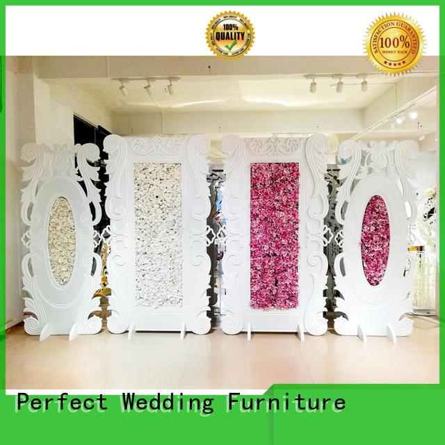 Perfect Wedding Furniture high quality wedding screen supplier for wedding ceremony