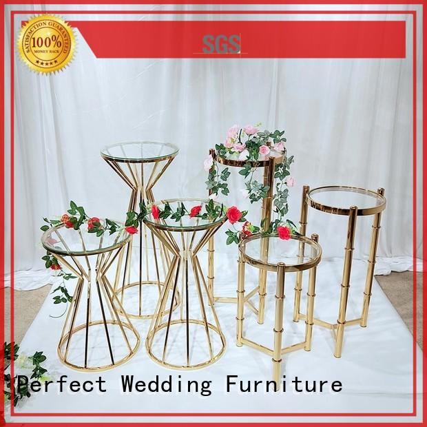 decorative flower stands for wedding aisle to meet your needs for wedding ceremony