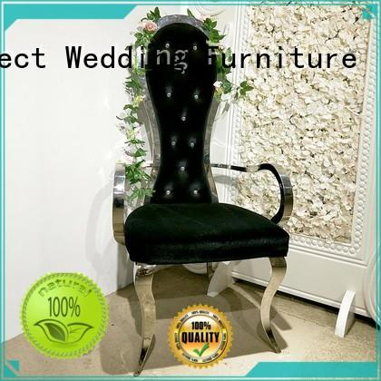Perfect Wedding Furniture Top royal throne chair Suppliers for wedding ceremony