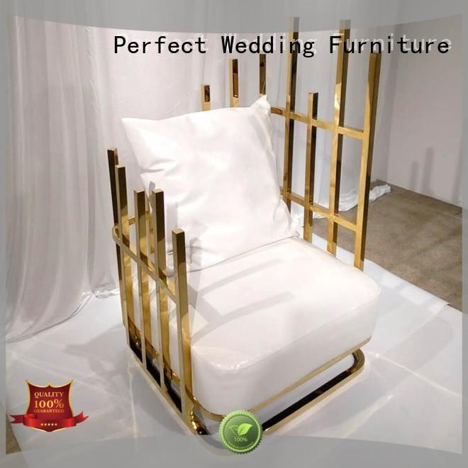 Perfect Wedding Furniture Best royal throne chair company for wedding ceremony