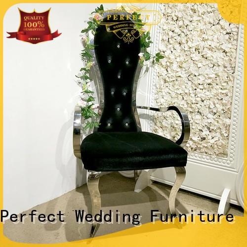 Best wedding throne chair design Suppliers for hotel