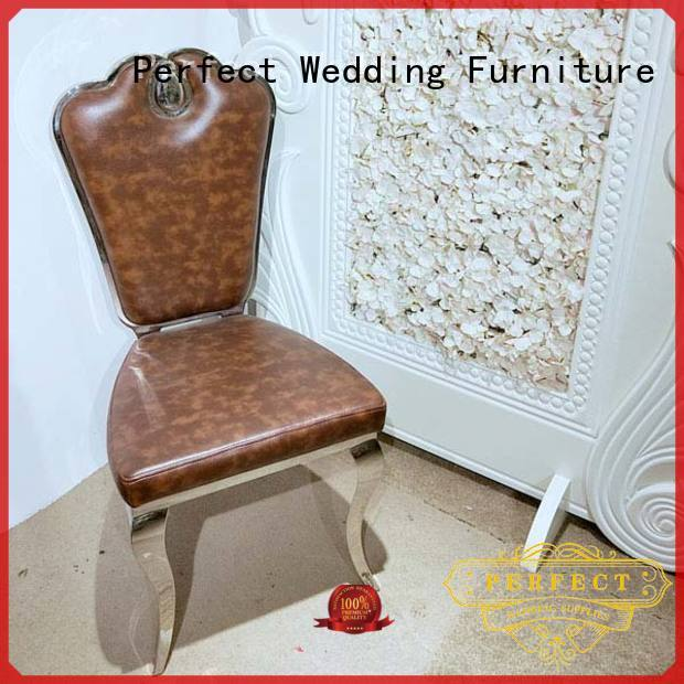 Perfect Wedding Furniture durable chair for wedding supplier for wedding ceremony