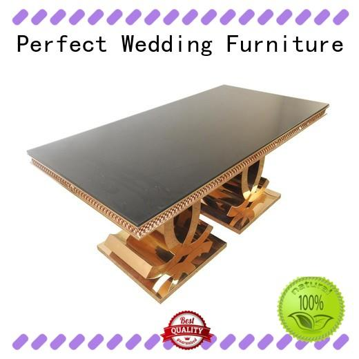 Perfect Wedding Furniture white wedding guest table company for hotel