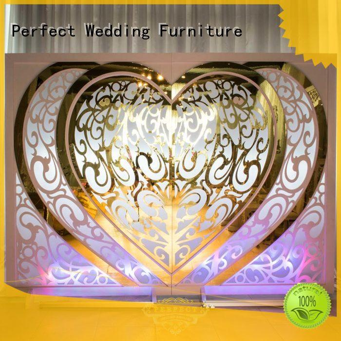 Perfect Wedding Furniture celebration wedding screen manufacturers for wedding ceremony