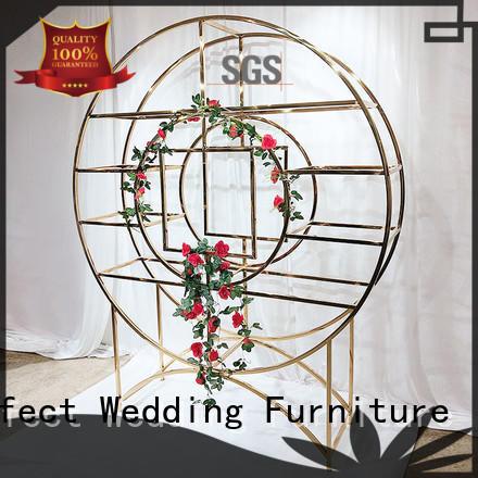 wedding bookshelf for wedding stainless for indoors Perfect Wedding Furniture