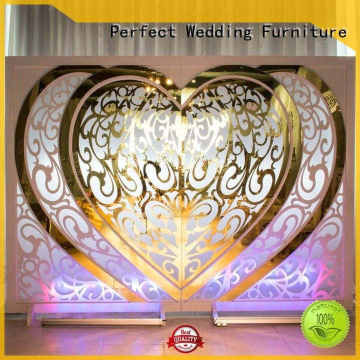 Custom wedding screen pvc for business for hotel