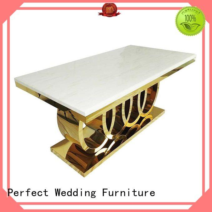 Top wedding table white company for hotel