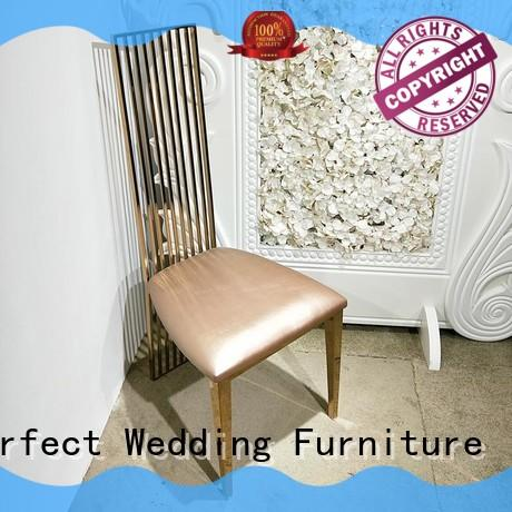 Perfect Wedding Furniture High-quality wedding reception chairs Supply for wedding ceremony
