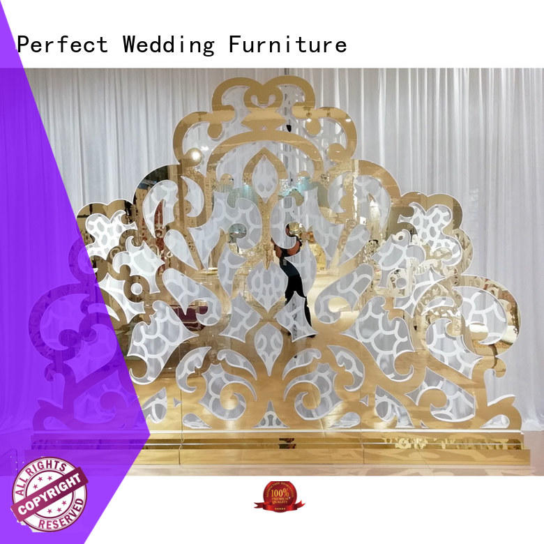 Perfect Wedding Furniture pvc wedding screen decorations to meet your needs for wedding ceremony