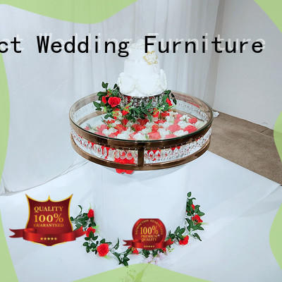 Perfect Wedding Furniture high quality wedding guest table manufacturer for hotel