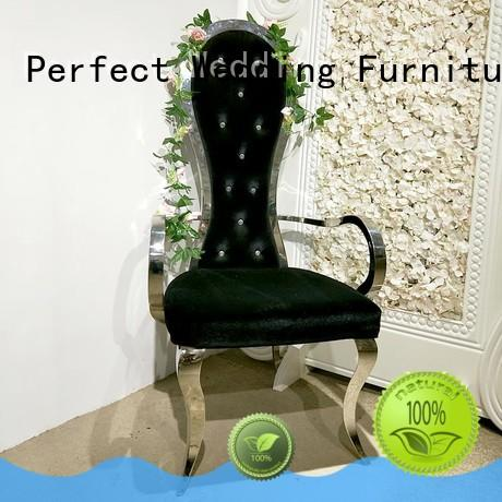 Perfect Wedding Furniture Top king and queen chairs Suppliers for hotel