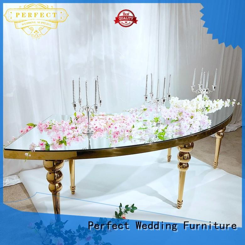 Perfect Wedding Furniture New wedding table design company for hotel