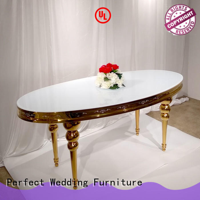 Perfect Wedding Furniture half wedding top table ideas wholesale for hotel