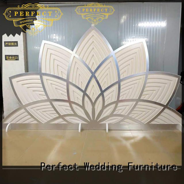 Perfect Wedding Furniture decorative wedding screen supplier for hotel