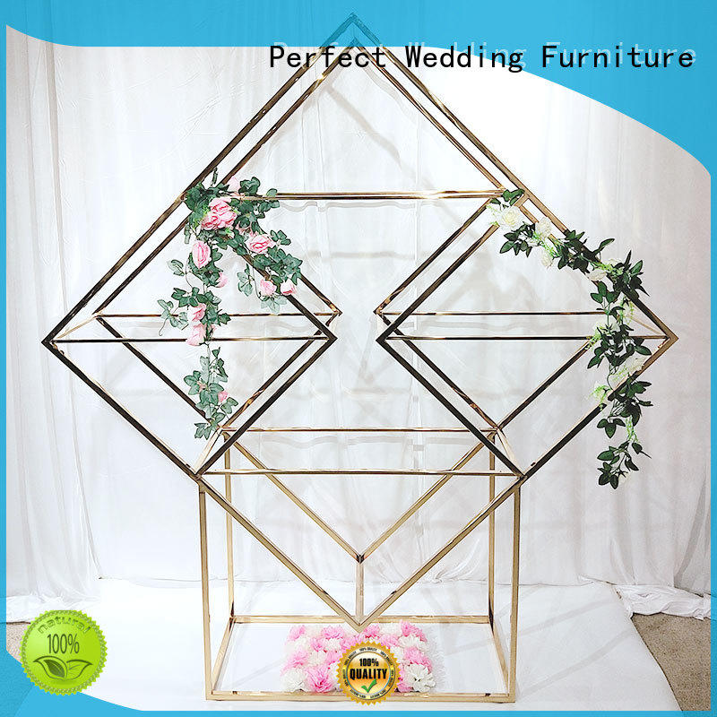 Perfect Wedding Furniture Top decorative shelving units Suppliers for hotel