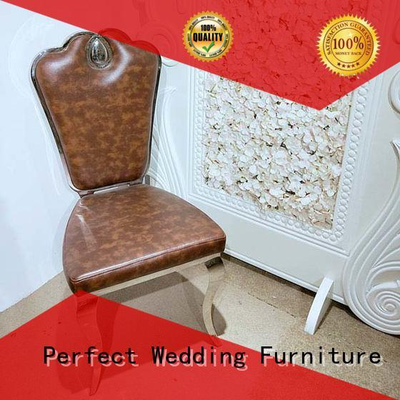 Perfect Wedding Furniture high quality gold wedding chairs in the waiting areas for wedding ceremony