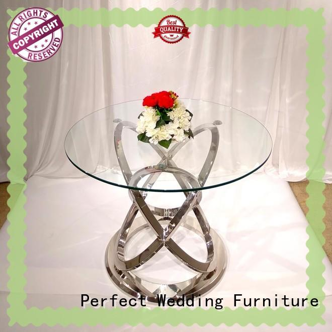 Perfect Wedding Furniture gold top table wedding for business for hotel