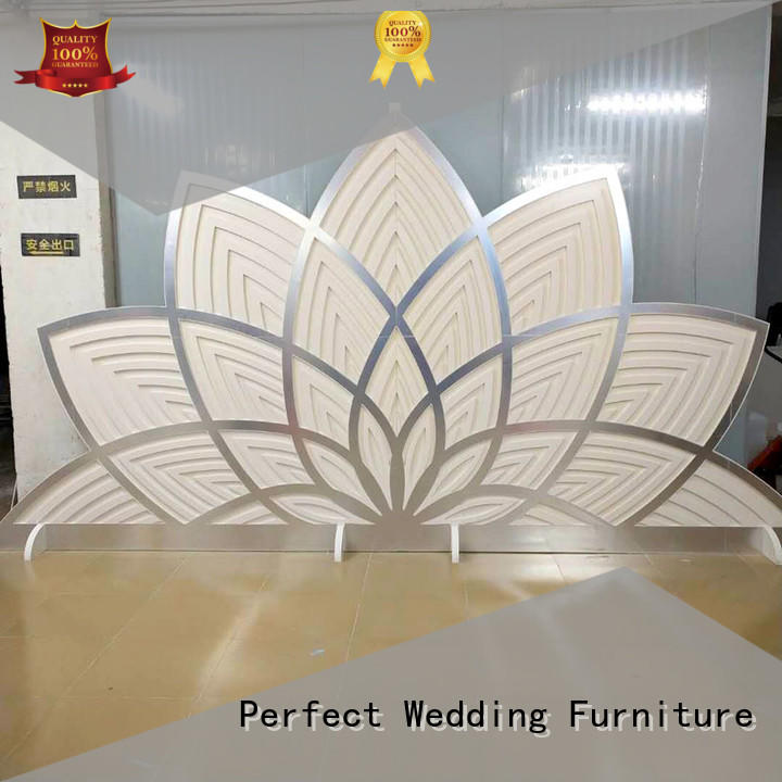 Perfect Wedding Furniture high quality wedding screen series for wedding ceremony