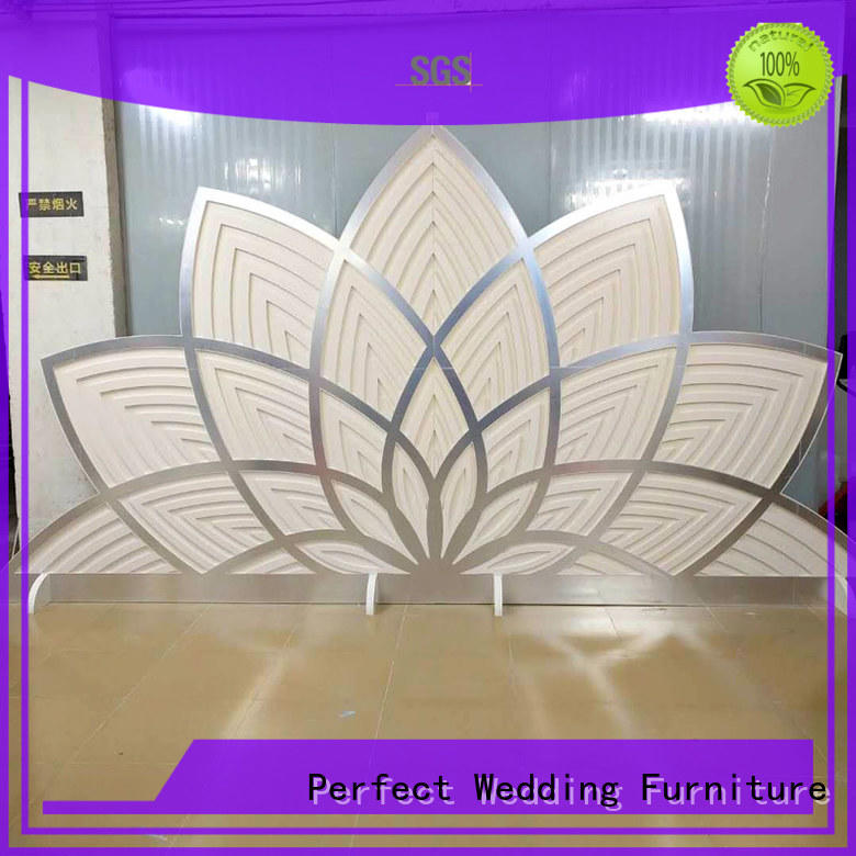 Perfect Wedding Furniture celebration wedding screen partition manufacturer for home