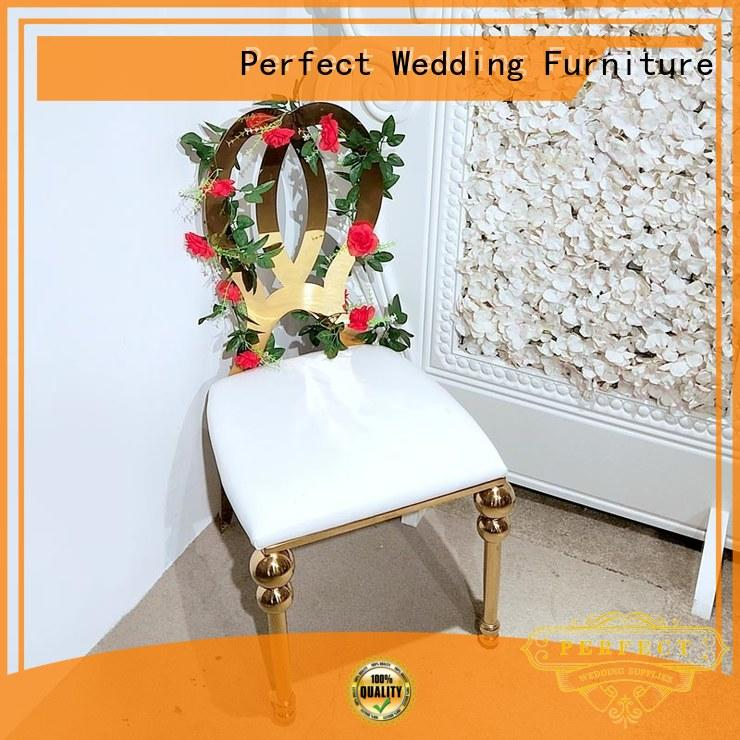 Perfect Wedding Furniture Wholesale wedding reception chairs for business for hotel