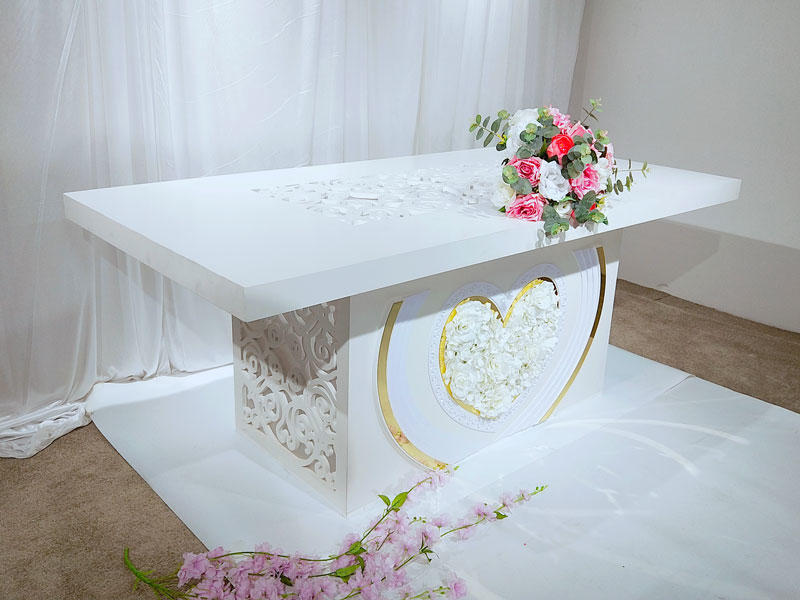 perfectly wedding top table ideas half manufacturer for dining room-2