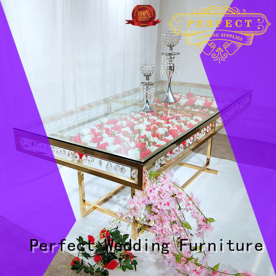 Perfect Wedding Furniture Best wedding guest table factory for dining room