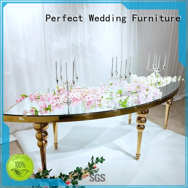 rectangle wedding table in various sizes for hotel Perfect Wedding Furniture