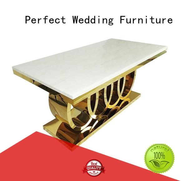Perfect Wedding Furniture black wedding banquet tables manufacturer for dining room