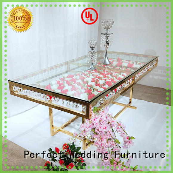 perfectly wedding party table black supplier for dining room