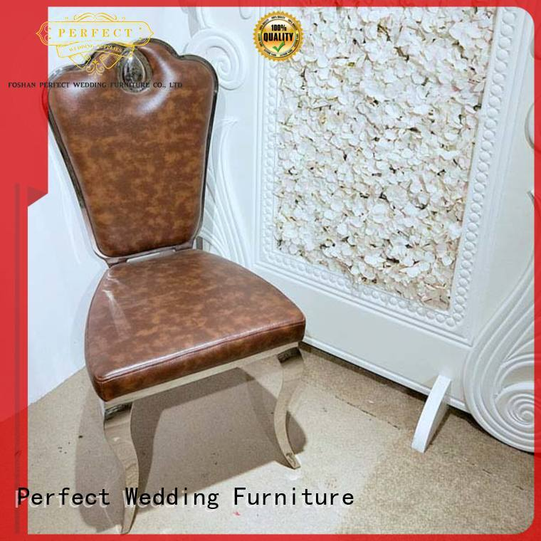 steel stainless fancy wedding chairs gold Perfect Wedding Furniture Brand