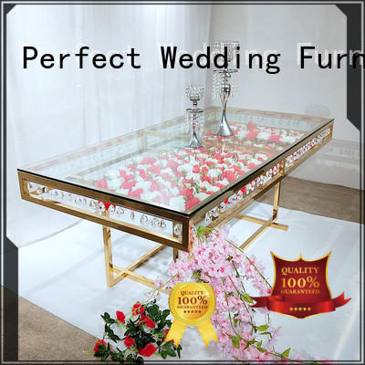 wedding reception dining table color for dining room Perfect Wedding Furniture