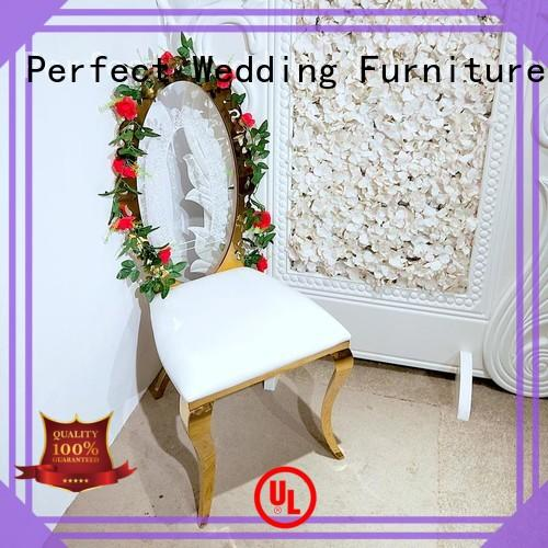 Perfect Wedding Furniture high quality chair for wedding to accommodate for wedding ceremony