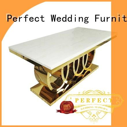 Perfect Wedding Furniture black wedding guest table manufacturer for wedding ceremony