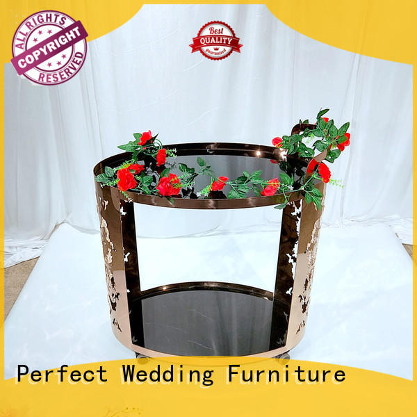 Perfect Wedding Furniture dining serving cart to meet your needs for hotel