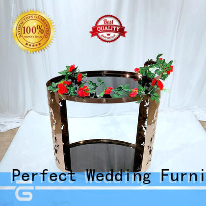 Perfect Wedding Furniture trolley serving cart factory for home