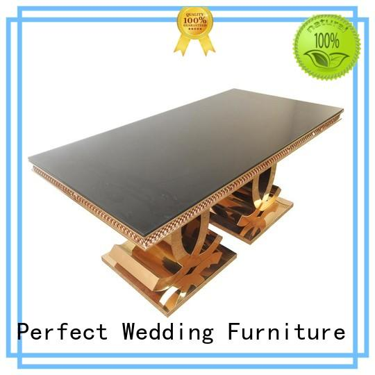 wedding top table ideas stainless for dining room Perfect Wedding Furniture