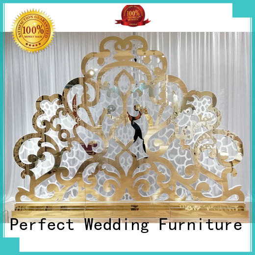 durable wedding screen inside to meet your needs for wedding ceremony