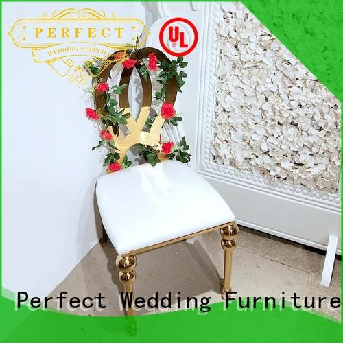 laser wedding reception chairs manufacturer for wedding ceremony Perfect Wedding Furniture