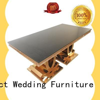 Best round wedding tables pvc Suppliers for wedding ceremony