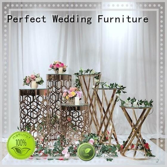 durable wedding flower stand beautiful supplier for wedding ceremony