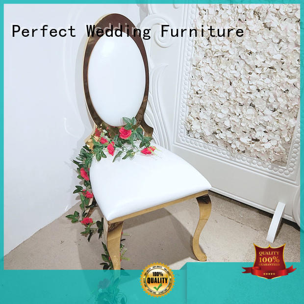 Perfect Wedding Furniture durable catering chairs series for hotel