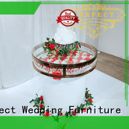 half wedding party table in various shapes for hotel Perfect Wedding Furniture