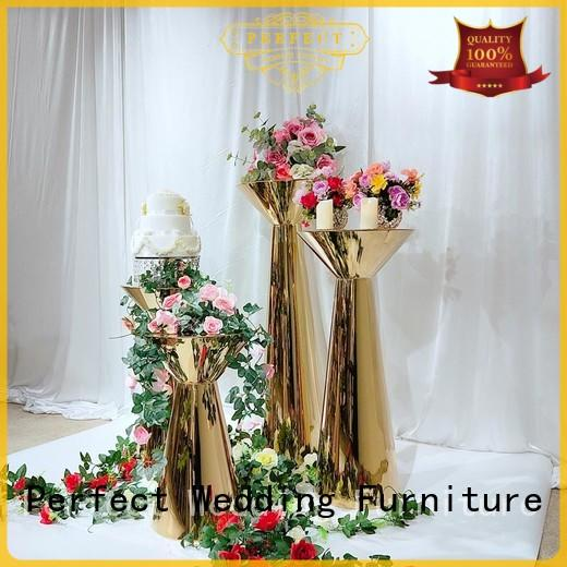 Perfect Wedding Furniture decorative flower stands for wedding aisle manufacturer for wedding ceremony