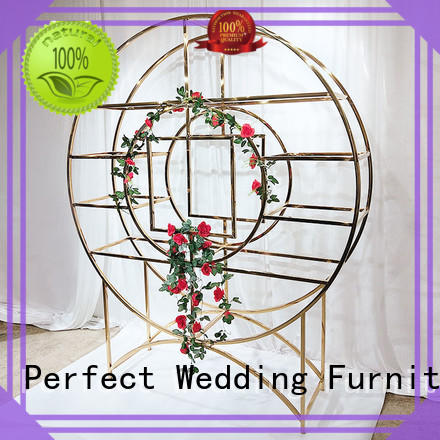 Perfect Wedding Furniture High-quality decorative shelves for business for hotel