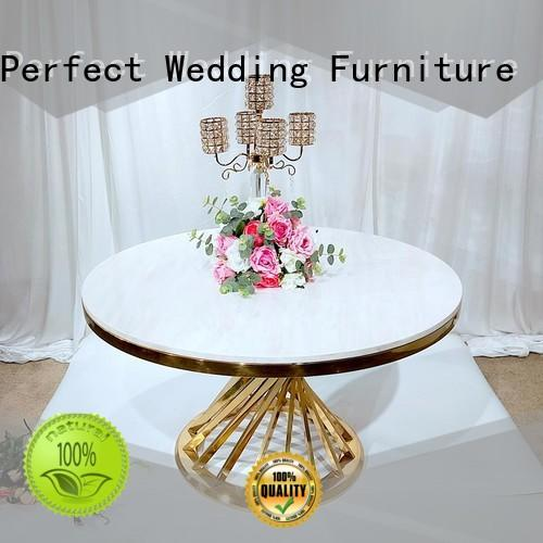 durable wedding accessories table in various sizes for hotel Perfect Wedding Furniture