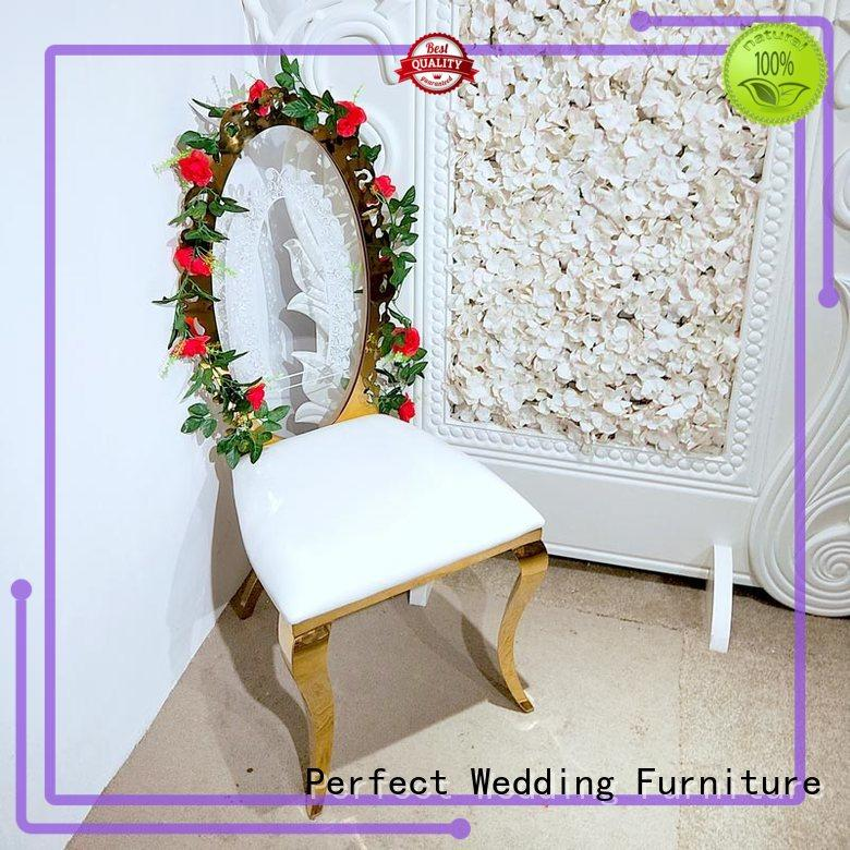 Perfect Wedding Furniture high quality wedding chair wholesale for hotel